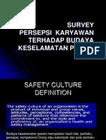 Survey Budaya Kp