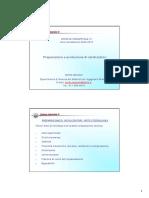 Lezione 3 - Preparazione e Produzione Di Catalizzatori