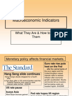 Exec MacroeconomicIndicators