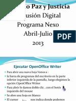 Inclusión Digital SERPAJ Nexo