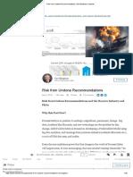 Risk From Undone Recommendations _ Ken Bingham _ LinkedIn