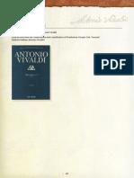 Critical Editions Catalogue Vivaldi