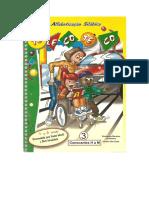 Baixe Em PDF - o Livro Telecoteco Alfabetização Silábica - Volume 3