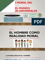 Realidad Moral Del Hombre.