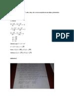 Ejercicios Matematicas Fase Vl