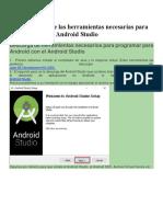 Programación de Android