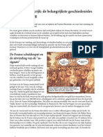 Inflatie in Frankrijk - De Belangrijkste Geschiedenisles die Je Nooit Kreeg