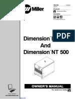 Dimension NT 450, NT 500
