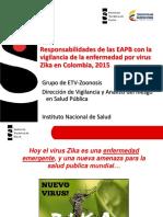 Vigilancia Zika