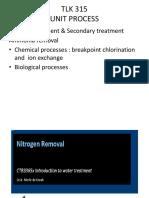 SESSION-4a Nitrogen Removal