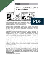 Separata Sesion9 Estrategias Para Propiciar La Autorreflexión Para Mejorar La Práctica Pedgógica