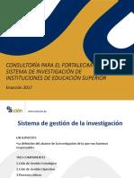 Investigación 2017