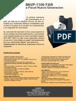 Hasar p1100 Nueva Tecnologia