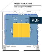 Norceca Events-court_layout