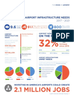 2017 Airport Infrastructure Needs One Pager