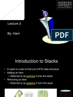 Lecture 3 Data Structure stack.ppt