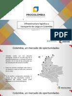 Presentacion Logistica de Colombia 2016