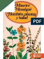 Hombres Plantas y Salud - Maurice Messegue (4)