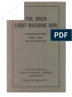 Bren Light Machine Gun (UK) | Machine Gun | Magazine (Firearms)