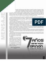 Revista Contra Punto Septiembre 2007