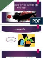 El Feminicidio en El Estado de México
