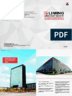 Catalogue de Liming Industrie