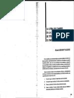 Material Informativo - Letra de Cambio