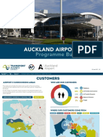 Auckland Airport Access Programme Business Case