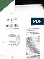 BRUGI BIAGIO. Hechos Constitutivos o Extintivos de La Relación Jurídica o Hechos Jurídicos - LECTURA 6