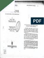 DCII. S2 BRUGI BIAGIO. Hechos Constitutivos o Extintivos de La Relación Jurídica o Hechos Jurídicos - LECTURA 4