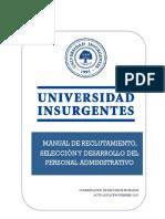 Manual de Reclutamiento Selección y desarrollo del Personal Admvo Feb 2013.pdf