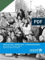 Educacion Derechos Participacion