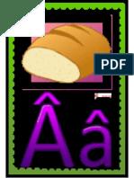 literele alfabetului
