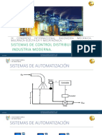 Sistemas de Control Distribuido en La Industria