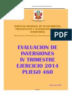 EVALUACIONPLANANUALIVTRIMESTRE2014