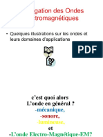 Cours 1 PCEM S3 Ondes