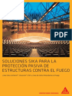 SikaColombia-Soluciones Sika Para La Proteccion Pasiva de Estructuras Contra El Fuego