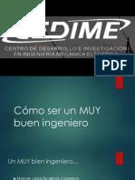 Presentación Cachimbos Cedime 2017-2