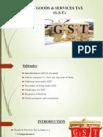 GST ppt