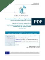 RECONASS 2nd Review Meeting Agenda v0.05