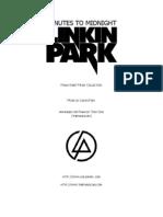 Linkin Park - Minutes to Midnight (Book)