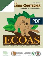 Epidemiologia e Conservação de Animais Silvestres