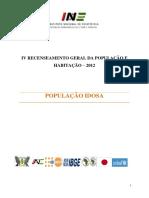 4_populacao Idosa Recenseamento 2012
