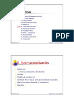 Interacionalizacion de Interfaces