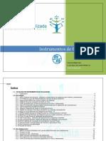 Catalogo Instrumentos Evaluacion Psicopatologia