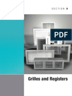 Section d Grilles and Registers