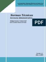 Normas Tecnicas de Conexiones