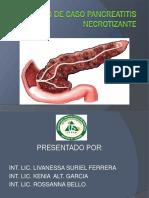 Presentacion Pancreatitis Necrotizante