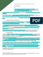 Resumen Teoría General de Los Títulos Valores en El Derecho Chileno