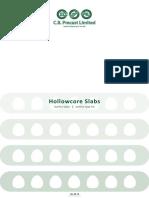 Cb Precast Hollowcore Booklet (Ver 04 15)